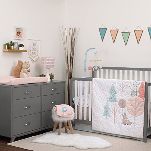 Carters Woodland Meadow Crib Bedding Collection