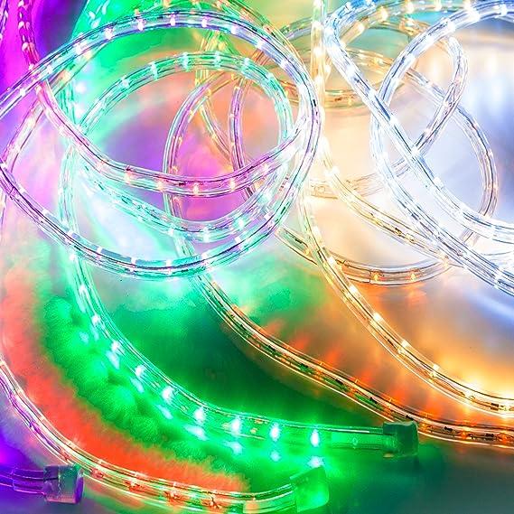 10x Wandhalterung f/ür Lumira LED Schlauch