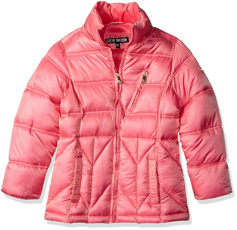 Amazon.com: Steve Madden Baby Girls Bubble Jacket (More Styles Available): Clothing