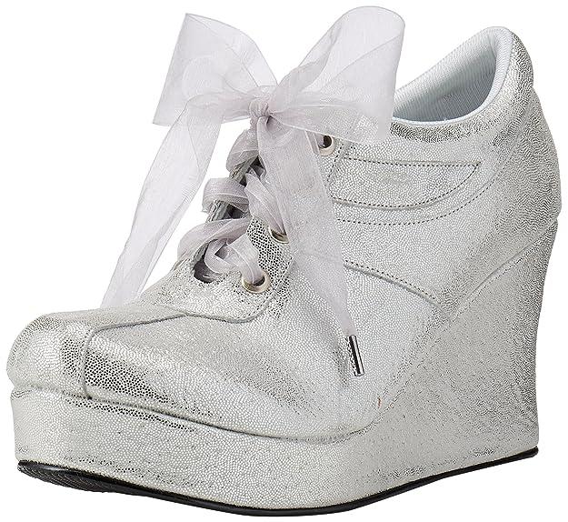 Grezzo 2000 Puntini Zapatos de Tacón para Novia
