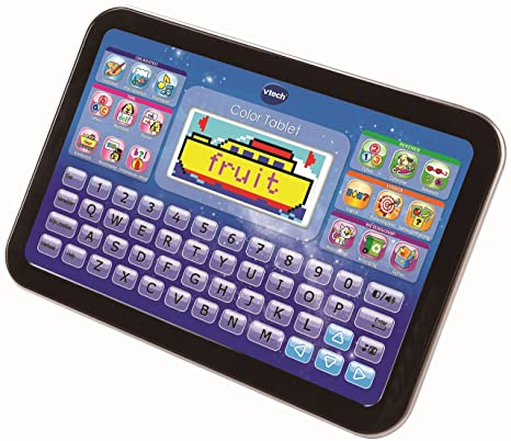 VTech - Tablet Little App, Pantalla Color, versión benelux