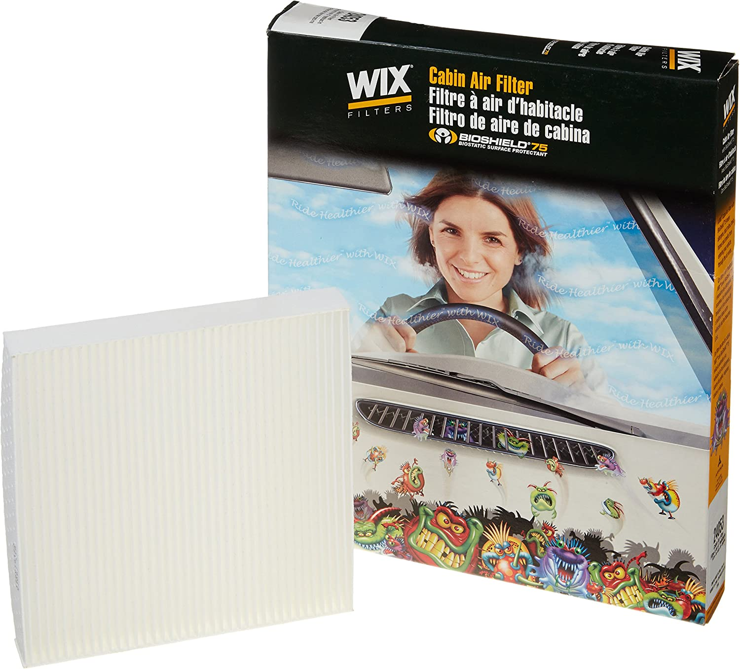 Wix 24053 Cabin Air Filter