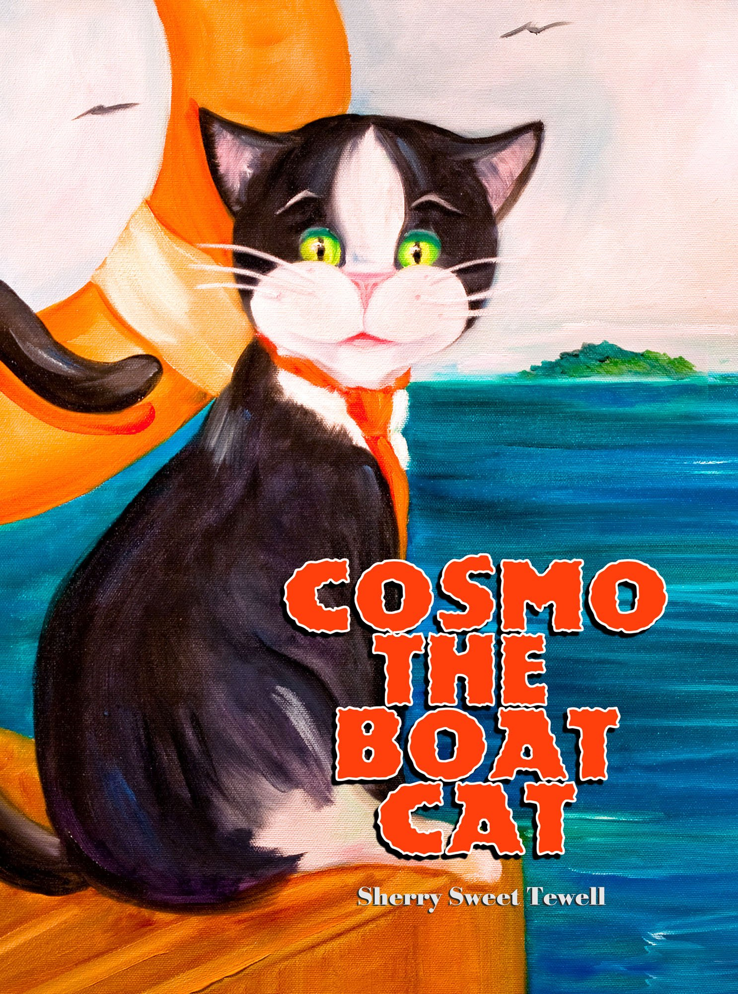 Download Cosmo The Boat Cat (Includes Free DVD) PDF