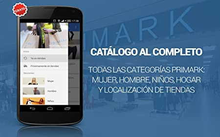 Amazon.com: Primark Catálogo: Appstore for Android