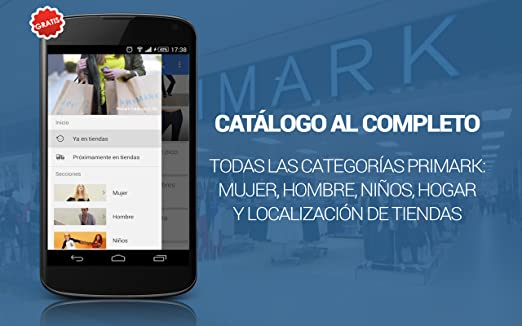 Amazon.com: Primark Catálogo: Appstore for Android