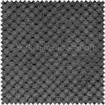 Efecto terciopelo de lunares de peluche para tapicería ...