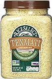 RiceSelect Texmati Light Brown Rice, Long Grain American Basmati, 32-Ounce Jars (Pack of 4)