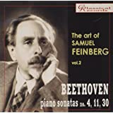 The Art of Samuel Feinberg Vol.2 / Beethoven [Import allemand]