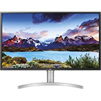 "LG 32UL750 Monitor 32"" Ultra HD 4K LED VA HDR 600, 3840 x 2160, 4ms, Radeon FreeSync 60Hz, Speaker Stereo, 1x USB-C, 1x Display Port, 2x HDMI, 2x USB 3.0, Uscita Audio, Altezza Regolabile"