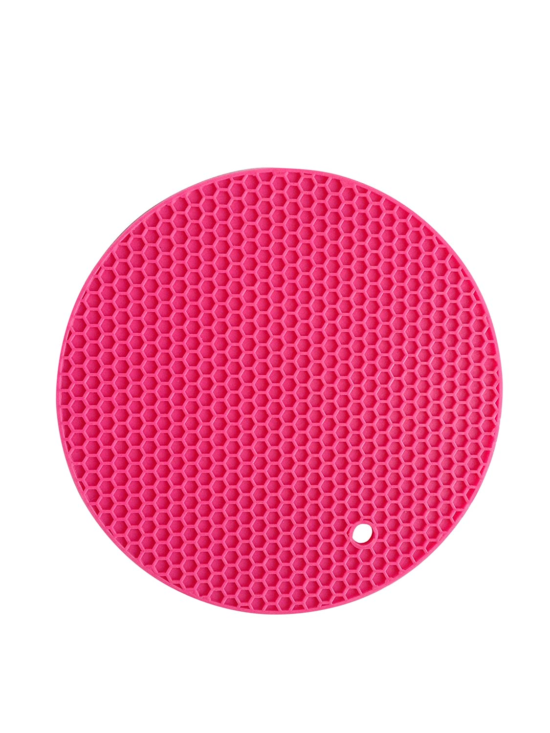 Placemat// with Free Ebook Gift 50 Famous Cupcake Recipes MosBug COMINHKPR95457 Pot Holder 2016 Rhumen Premium Value Set of 6 Silicone Trivets Coaster