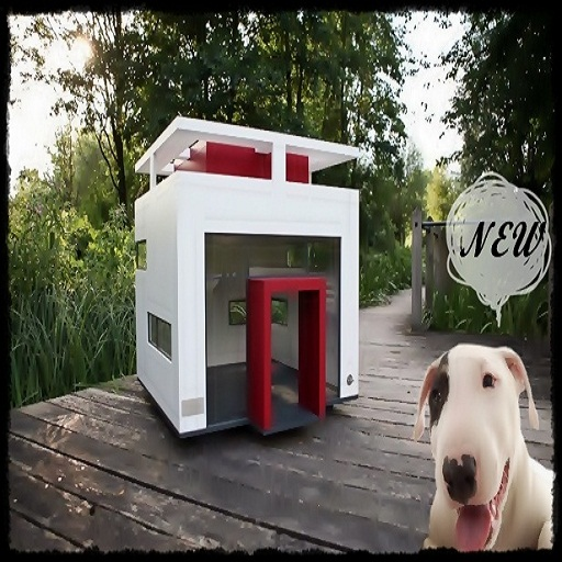 Dog House Design New