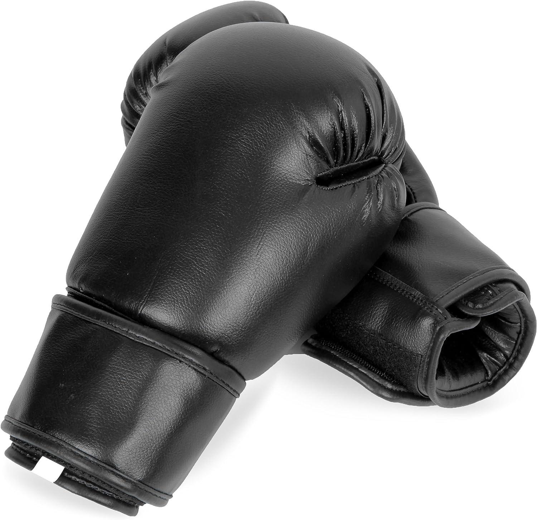 Punch Bag Training, Ideal Bag Mitts for Martial Arts 16oz Punching Sparring 10oz 14oz 12oz FAIRWAYUK Mens Boxing Gloves