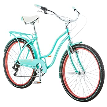 Schwinn Ladies Perla 7 Speed Cruiser Bicycle 26