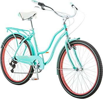 Schwinn Perla Women's Beach Cruiser Bike