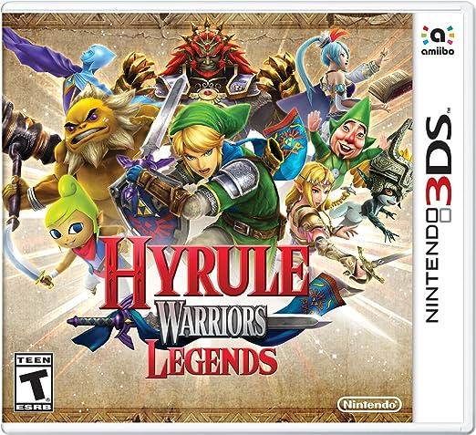Amazon Com Hyrule Warriors Legends Nintendo 3ds Nintendo Video Games