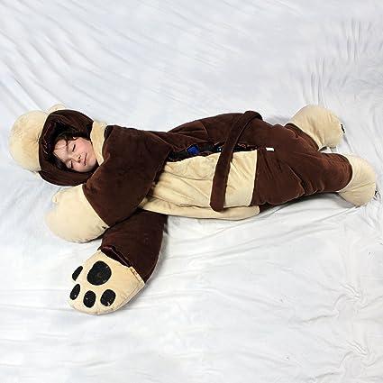 Amazon Com Snoozzoo Monkey Sleeping Bag Large Toys Games