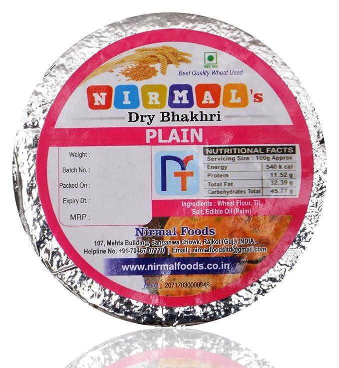 Khakhra Methi Dry Bhakhri, Masala Dry Bhakhri, Coriander Dry Bhakris