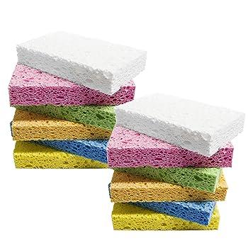 Acriliber Happy Scrub Kitchen Sponge