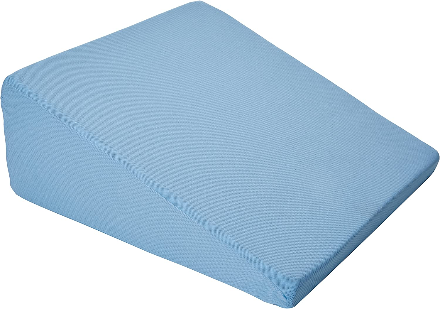 Broyhill Adjustable Inclined Wedge Bed Pillow: Cooling Gel Memory Foam Elevating Support Pillow
