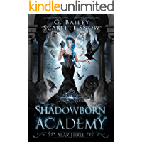 Shadowborn Academy: Year Three (Dark Fae Academy Series Book 3)