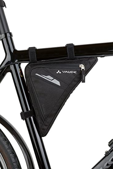vaude bike bag accessories bike frame bag triangle bag black