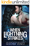 When Lightning Strikes: Shifter Romance (Credence Curse Book 2)