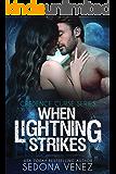 When Lightning Strikes: A werewolf warrior romance (Credence Curse Book 1)