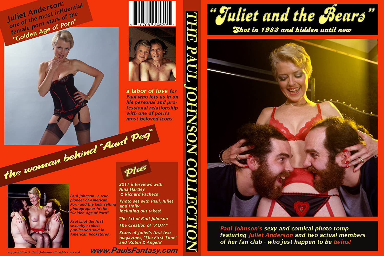 Amazon.com: Juliet and the Bears DVD: Juliet Anderson, Paul Johnson: Movies  & TV