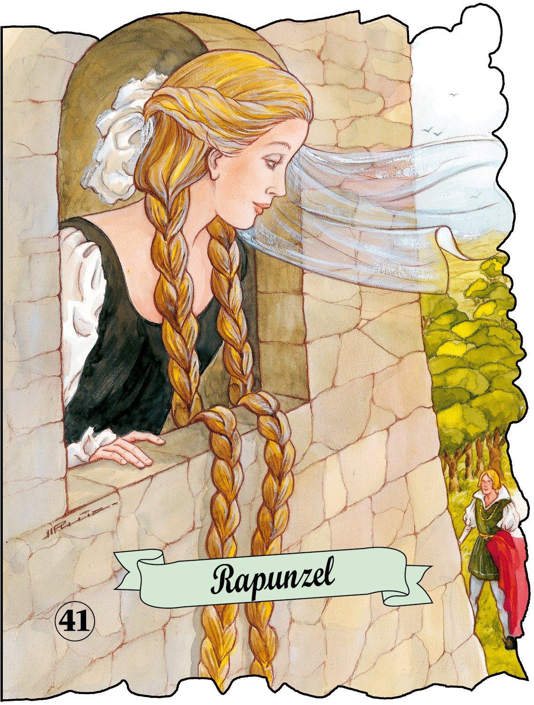 Rapunzel (Troquelados clasicos series) Paperback – September 1, 2009