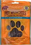 Pet Munchies Beef Liver Stick, 90 g Single