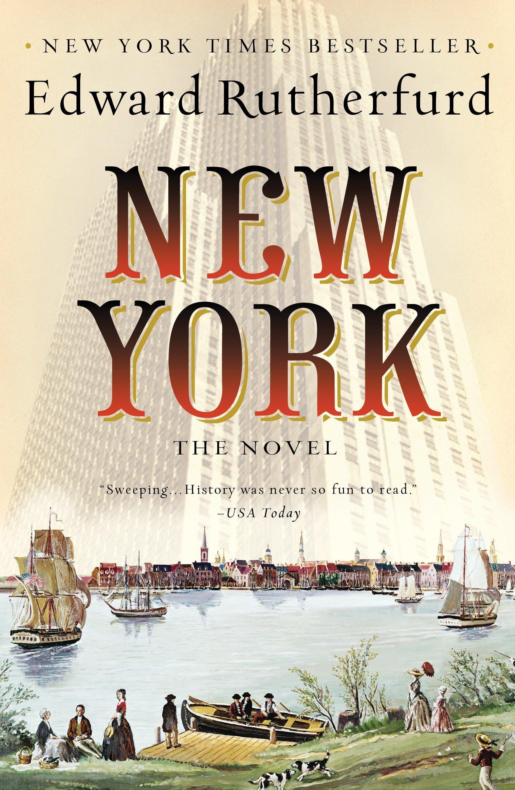 New York: The Novel pdf epub