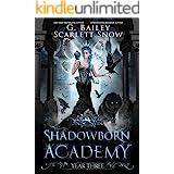 Shadowborn Academy: Year Three (Dark Fae Academy Series Book 3)