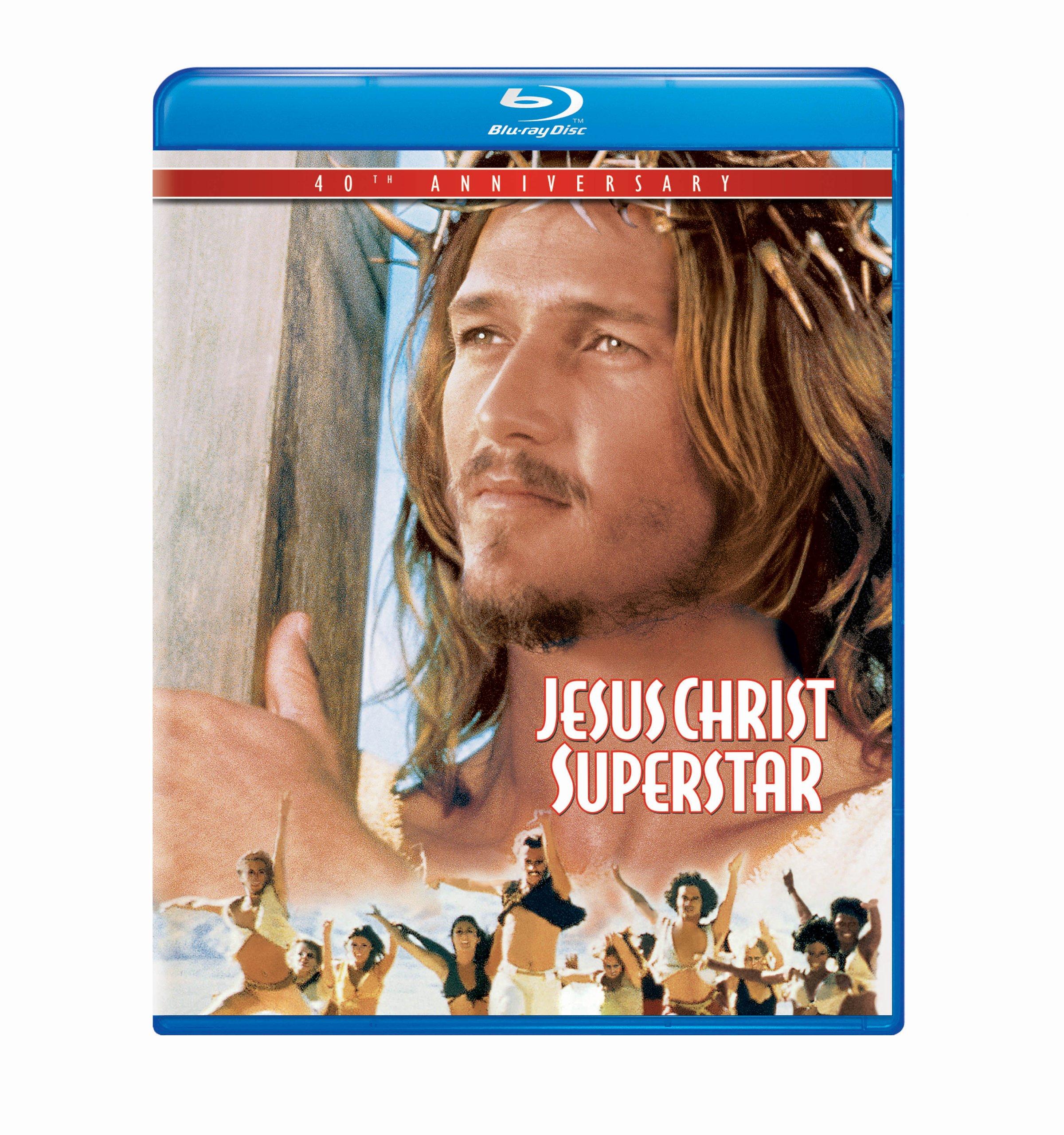 Blu-ray : Jesus Christ Superstar (Anniversary Edition, Snap Case)