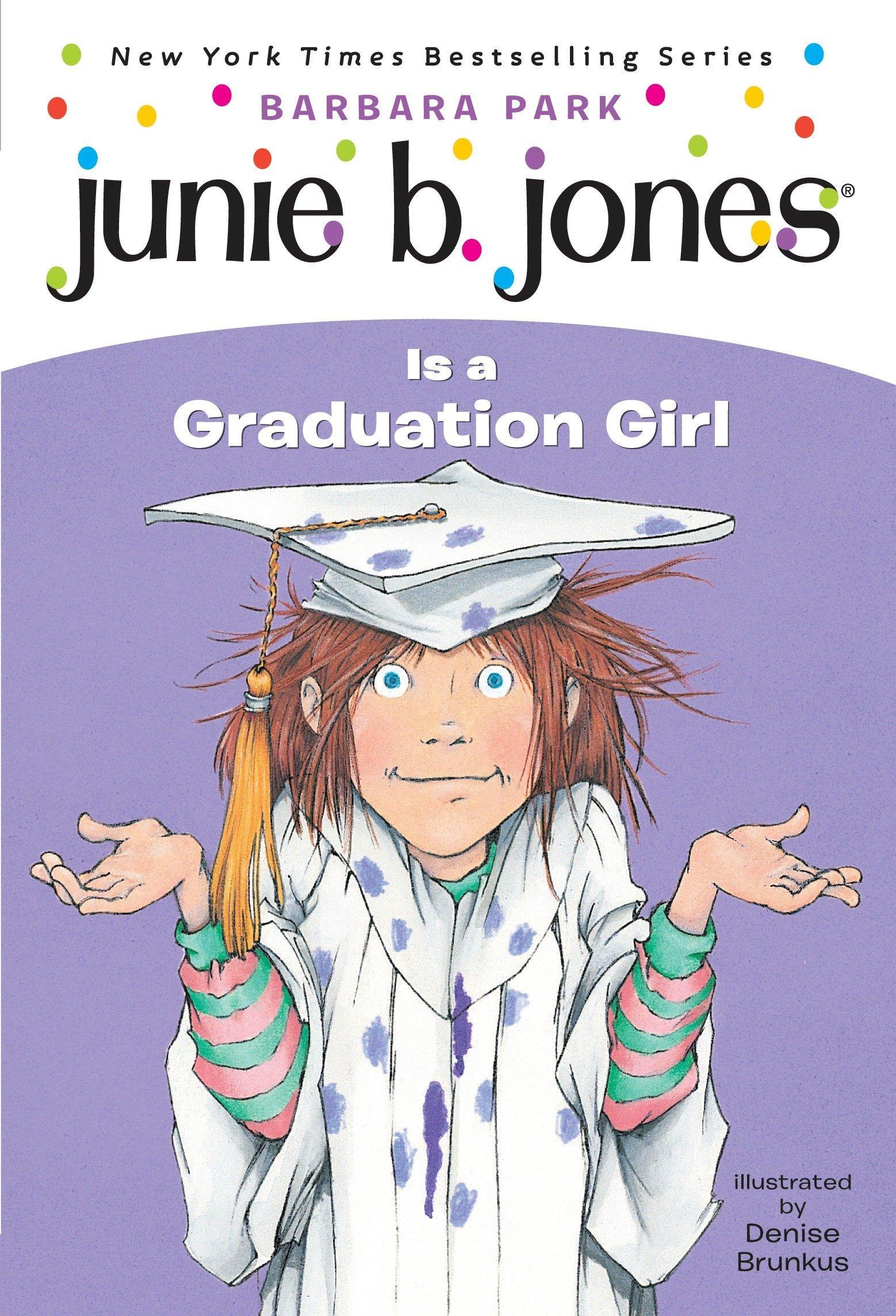 Junie Jones Graduation Girl No product image