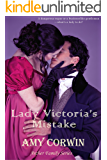 Lady Victoria's Mistake (The Archer Family Regency Romances Book 7)