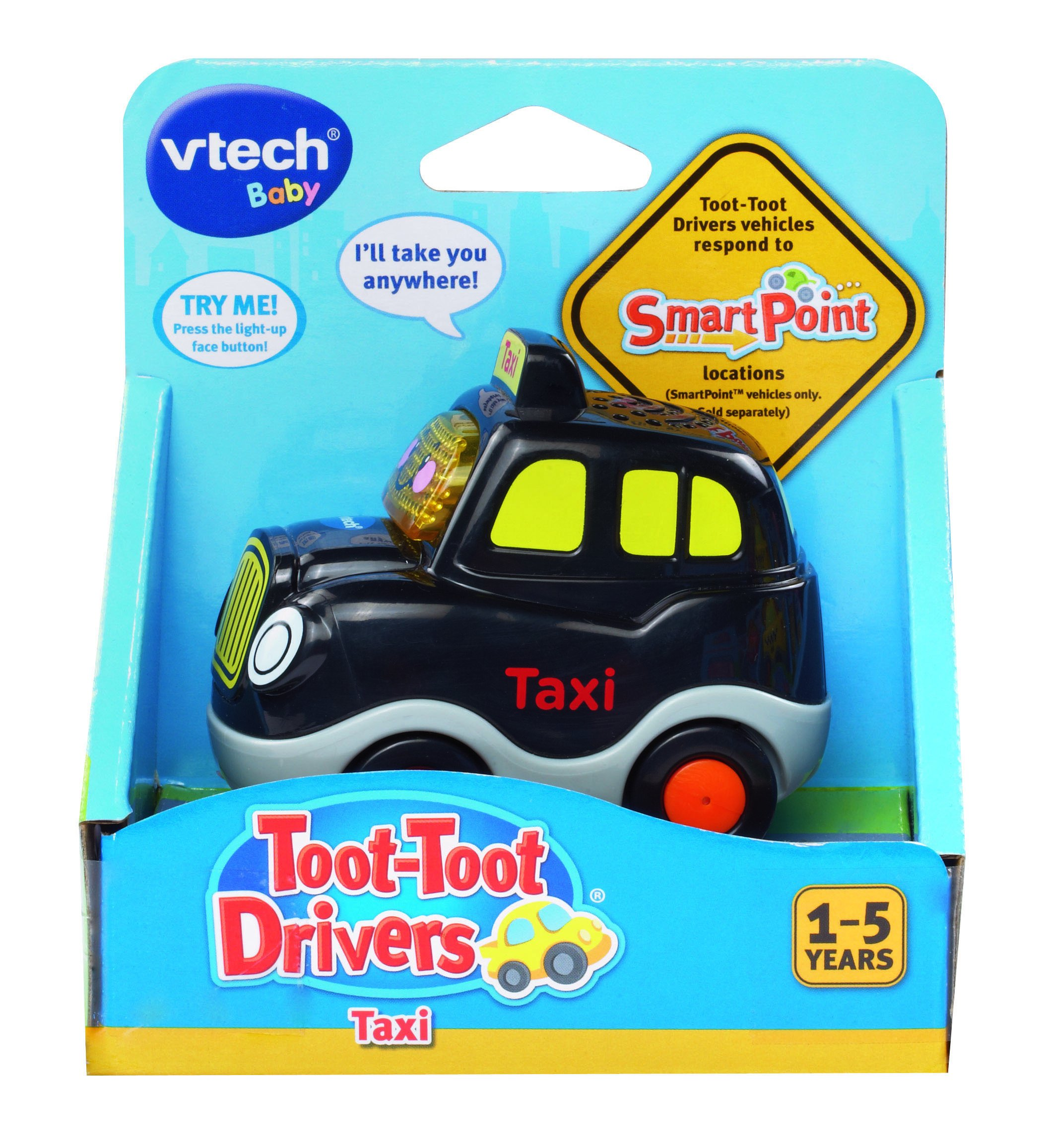 VTech 507903 Toot Drivers Hot Rod Multicolour