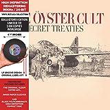 Secret Treaties - Cardboard Sleeve - High-Definition CD Deluxe Vinyl Replica