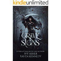 Grave Signs (Hellgate Guardians Book 4) book cover