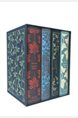 The Brontë Sisters Boxed Set: Jane Eyre, Wuthering Heights, The Tenant of Wildfell Hall, Villette (Penguin Clothbound Classics)