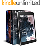 Volumes of the Vemreaux Complete Collection: A Dystopian Adventure Trilogy