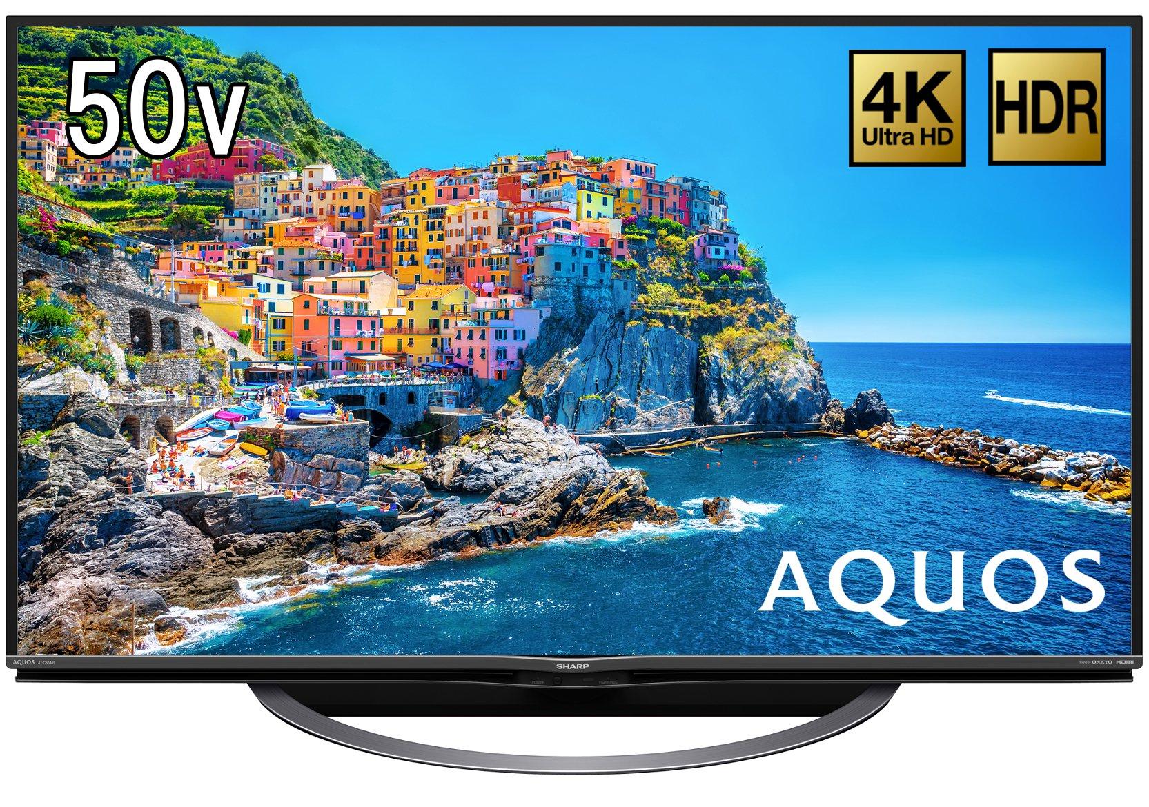 50V型 液晶テレビ AQUOS 4T-C50AJ1