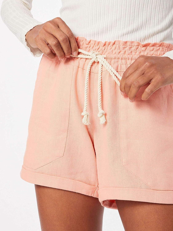 Roxy Little Kiss Non-Denim Shorts Mujer