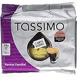 TASSIMO Carte Noire Café Long Classic 24 Disc - Lot de 3 (72 Disc)