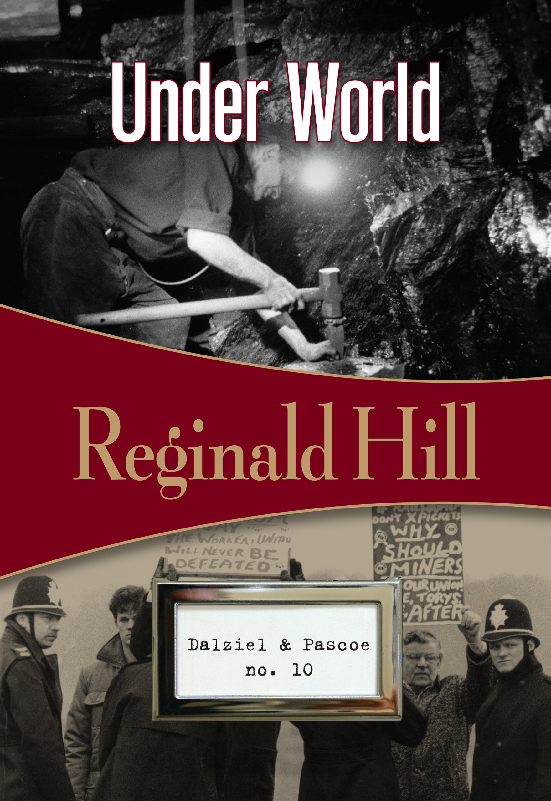 Read Online Under World: Dalziel & Pascoe #10 pdf