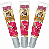Kong Real Peanut Butter Tube 5oz (Pack of 3)