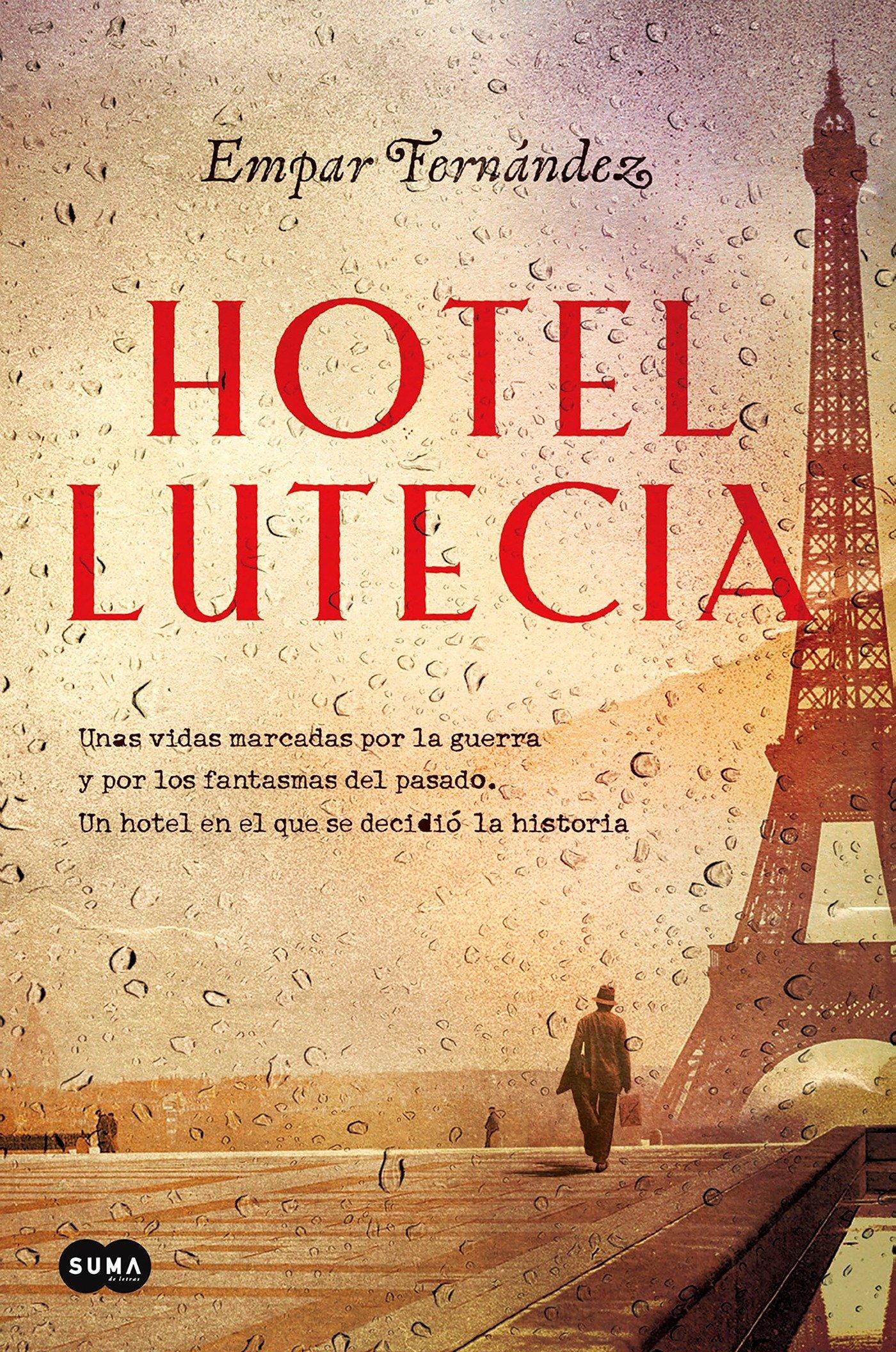 Resultat d'imatges de hotel lutecia novela