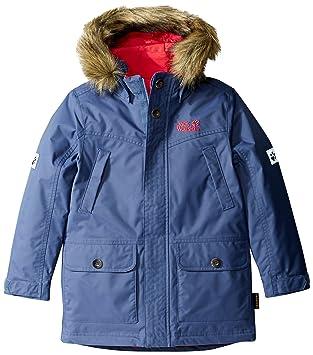 Jack Wolfskin Girls Calgary Parka Jacket, Mädchen, 1604102