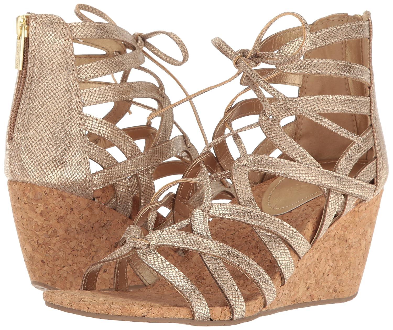 Kenneth Cole REACTION Womens Cake Pop Wedge Sandal