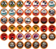 Two Rivers Single- Cup Coffee for Keurig Brewers Bold Roast Sampler Pack, 40 Count