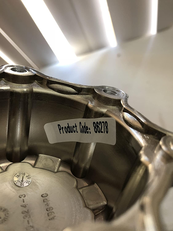 Pro Braking PBC5534-TRD-BLA Braided Clutch Line Transparent Red Hose /& Stainless Black Banjos